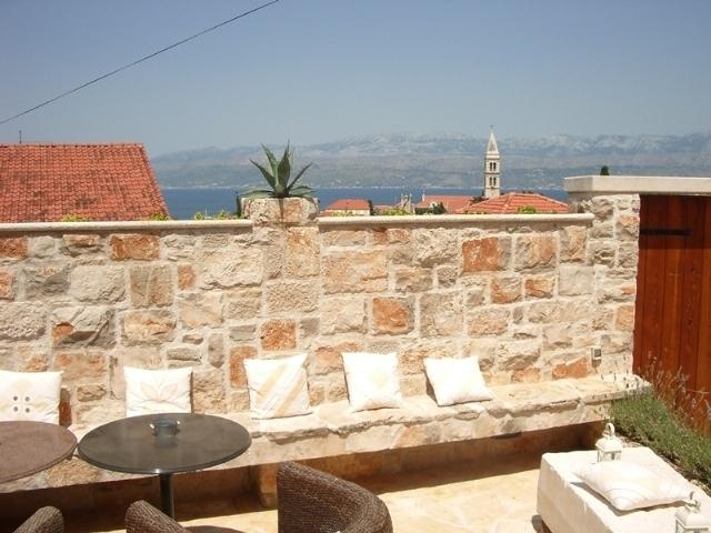 Sommerküche Für Terrasse : Ferienhaus mit pool und sommerküche mit grill istrien