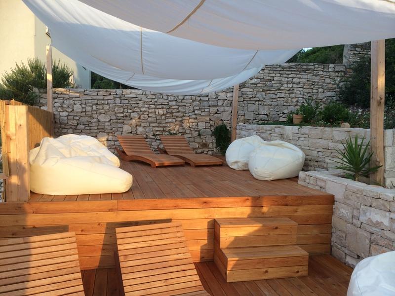 ferienwohnungen sonnenschein moderne ferienwohnungen korcula in lumbarda adriaperlen. Black Bedroom Furniture Sets. Home Design Ideas