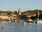 Charming town of Vela Luka, where you can get daily fresh fish - villa Sunset bay, Croatia