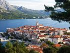 Charming Korcula with its Venetian Old town, full of art galleries and fabulous restaurants