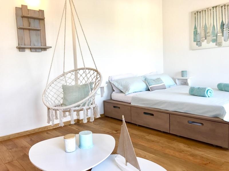 Surfers\' Lodge Design Apartment - Adriaperlen