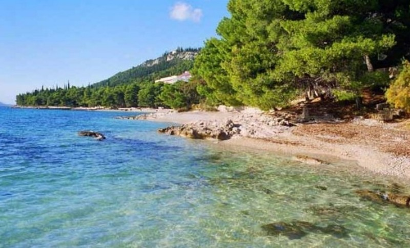 Beaches on Peljesac Peninsula