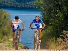 Beautiful biking routes on Korcula island